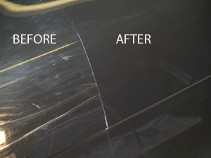 car scratch repair